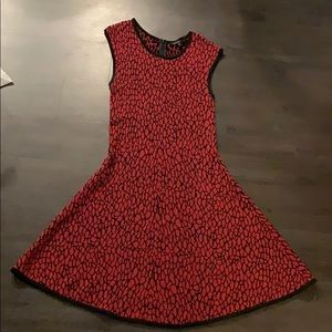 Felicity & Coco Dresses - Felicity & Coco Red and Black Cocktail Dress